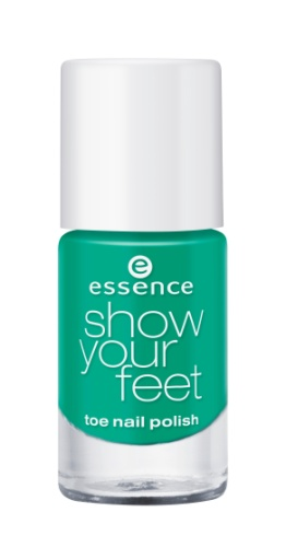 """essence trend edition show your feet """"barefoot beauties ..."""